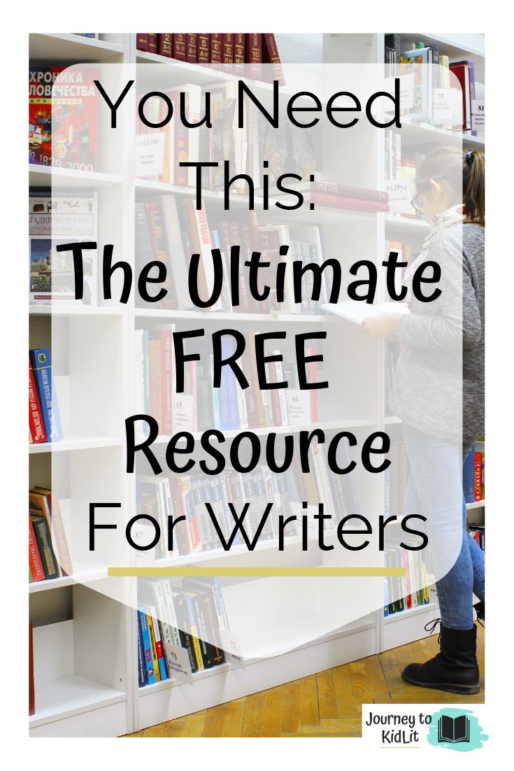 Ultimate Free Resource for Writers You Should Have