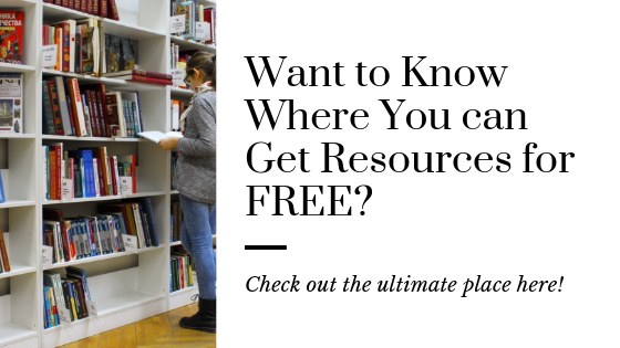 You Need This: The Ultimate Free Resource for Writers