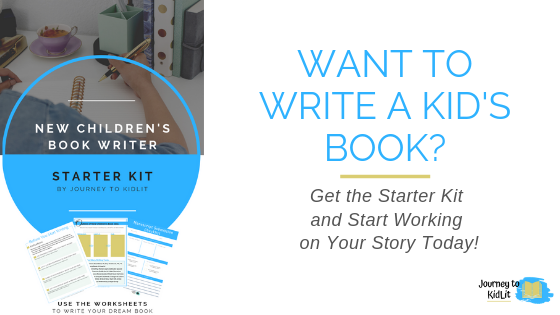 New Writer's Starter Kit | How to Write a Kids Book