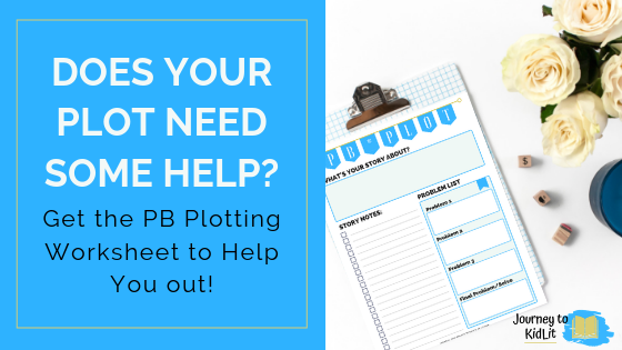 How to Plot a Picture Book | Free Picture Book Plotting Worksheet