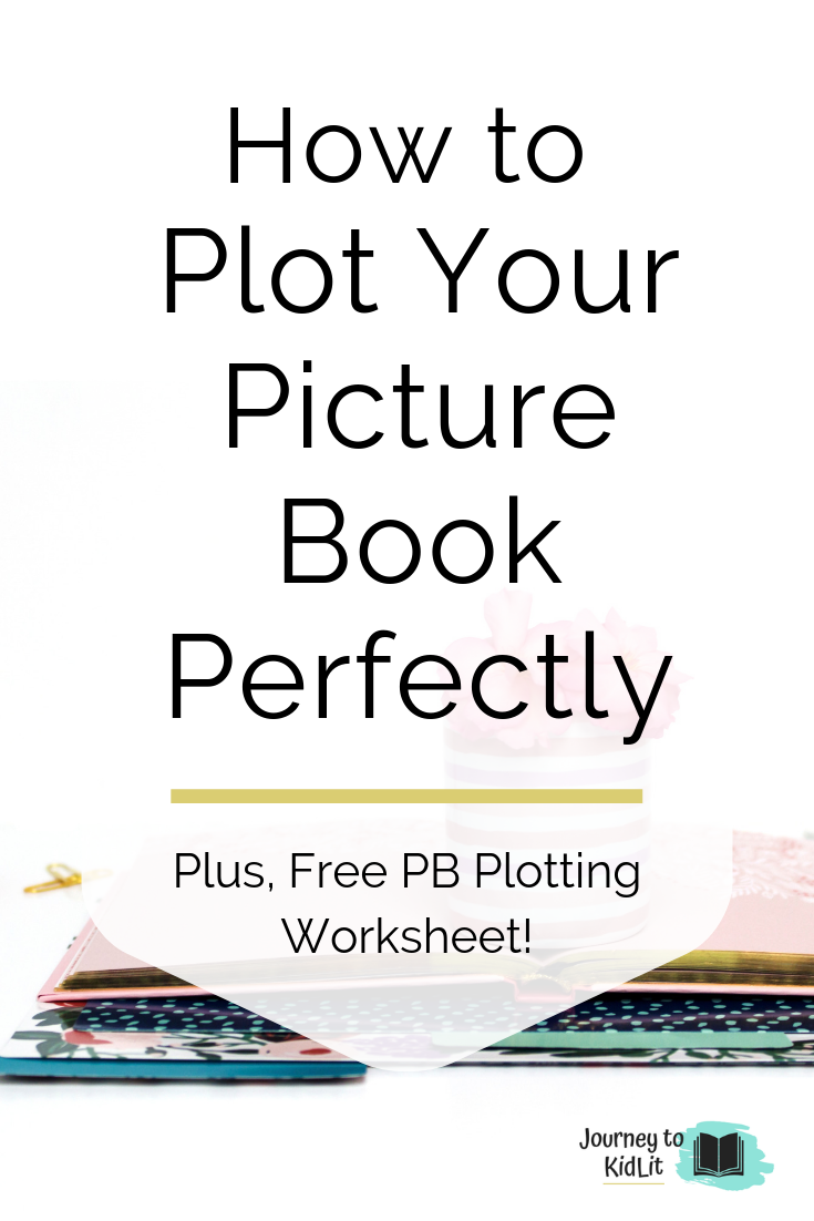 How to Plot a Picture Book