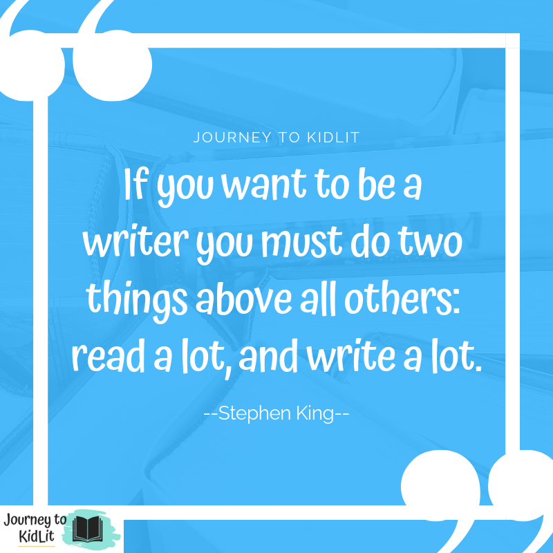 Quotes for Writers Stephen King