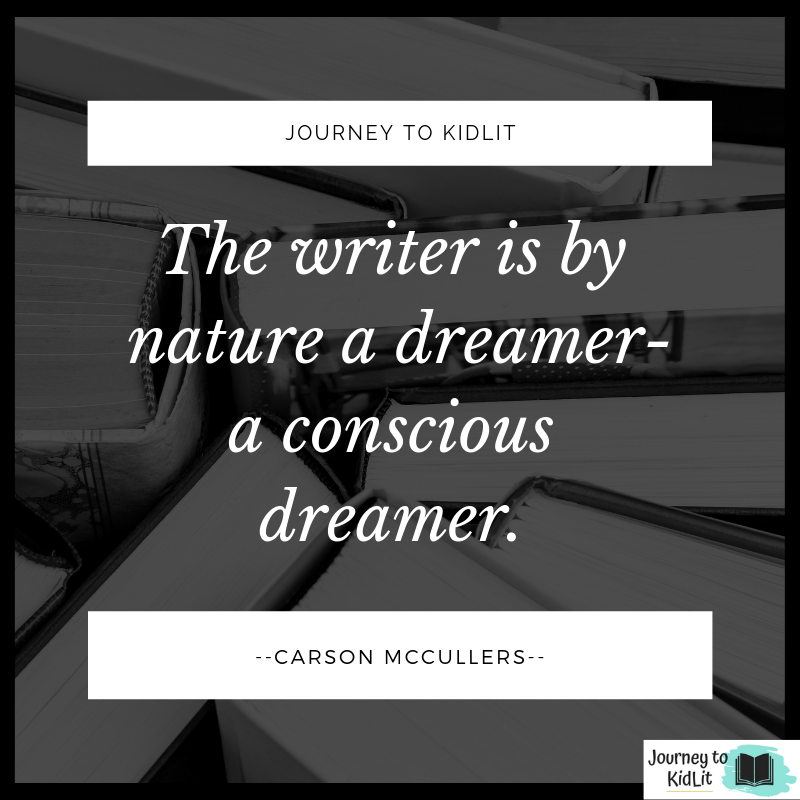 Quotes for Writers Carson McCullers