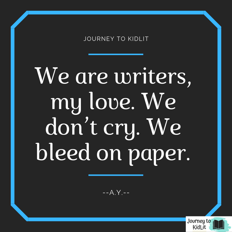 Quotes for Writers AY