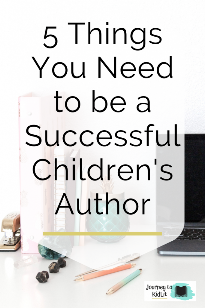 Become a Successful Children's Book Author