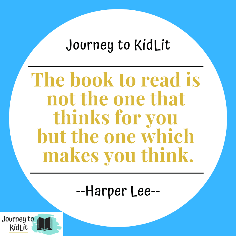 Why Books are Important Harper Lee