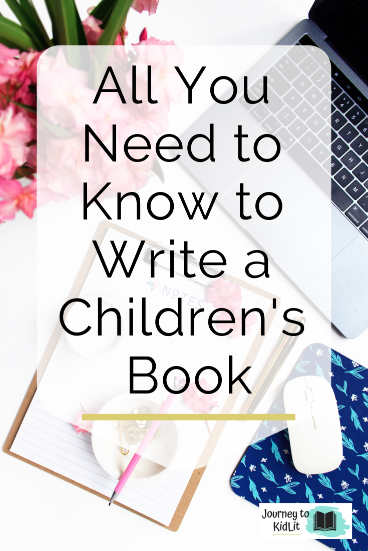 Write a Children's Book How to Guide