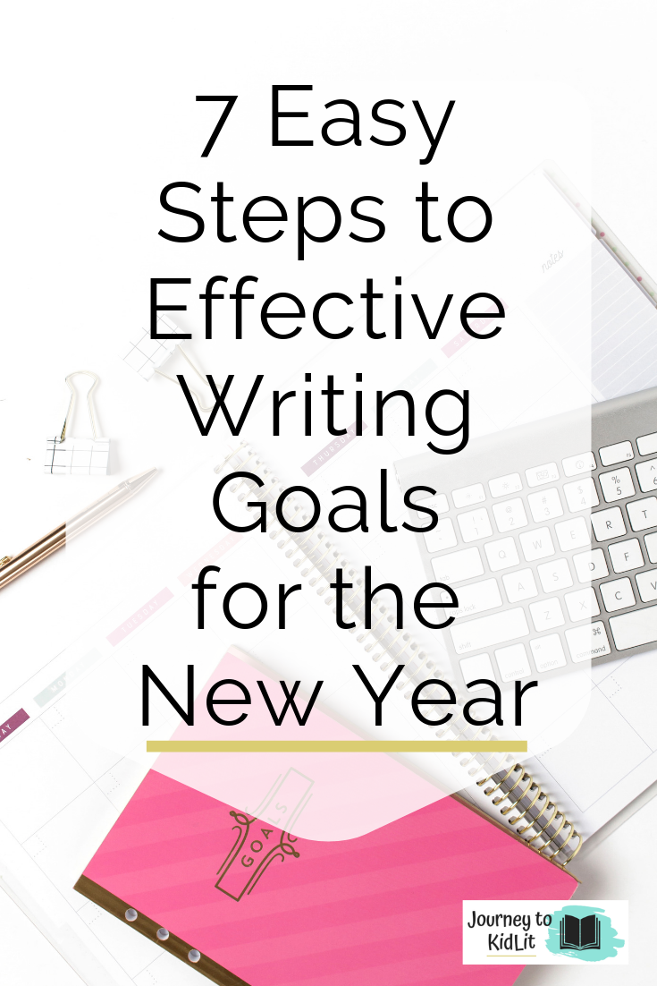 Create Effective Writing Goals for the New Year