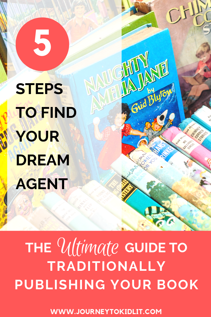 Publish a Children's Book with an Agent  Tips