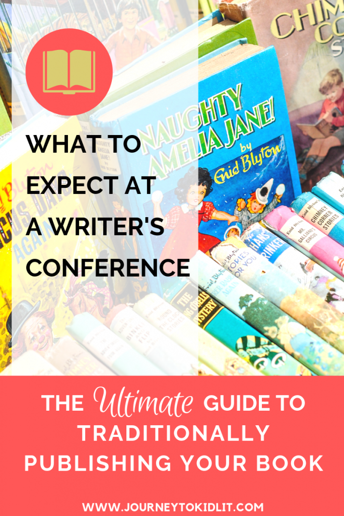 Publish a Children's Book & Go to a Writer's Conference
