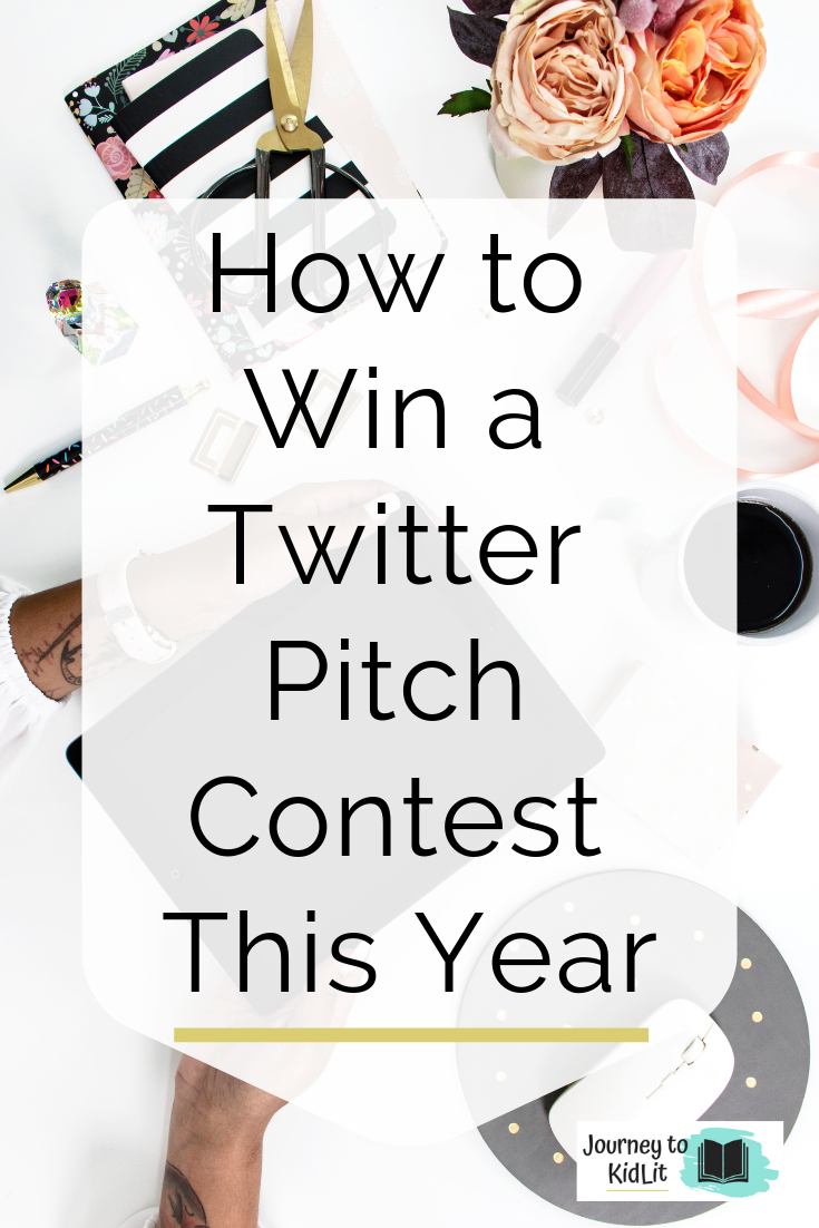 How to win a Twitter Pitch contest | Tips for Pitching on Twitter