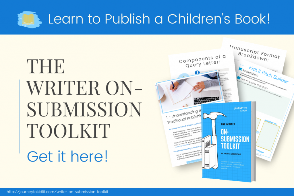 The Writer On-Submission Toolkit | Everything You Need to Know to Publish a Children's Book