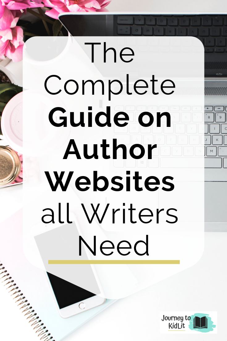 Guide on Author Websites | Complete Breakdown of When You Need an Author Website
