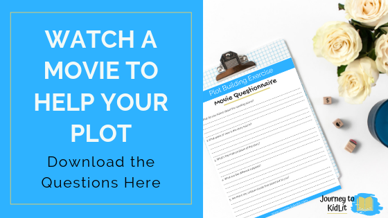 How to Use Action to Move Your Plot along | Plotting Worksheet
