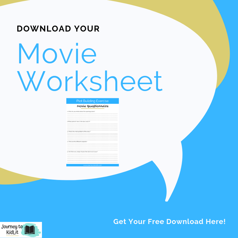 Best Plotting Exercise by watching movies free download for writers