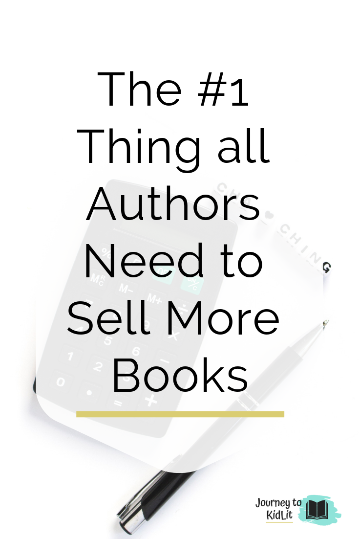 Sell More Books as an Author with this #1 Tool | Email List Tips