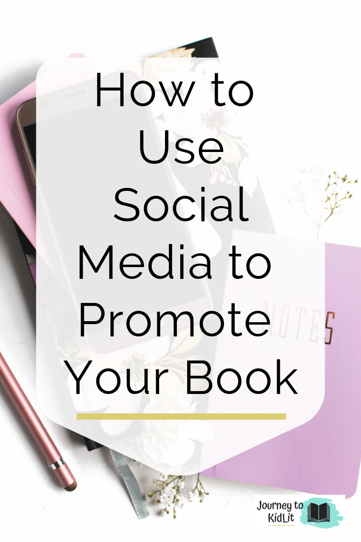 Use Social Media to Promote Your Book | Social Media for Writers