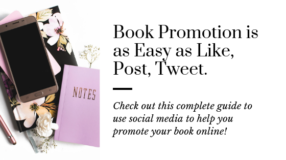 How to Use Social Media to Promote Your Book