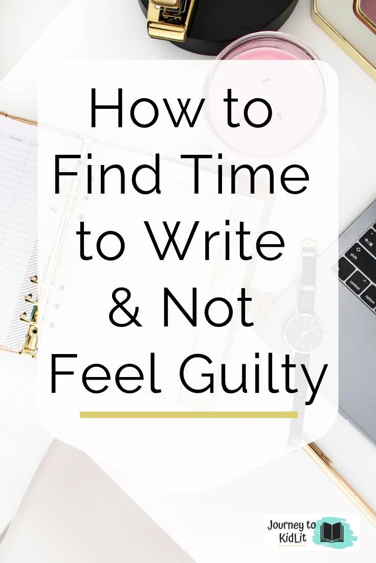 How to Find Time to Write | Tips for Finding Writing Time