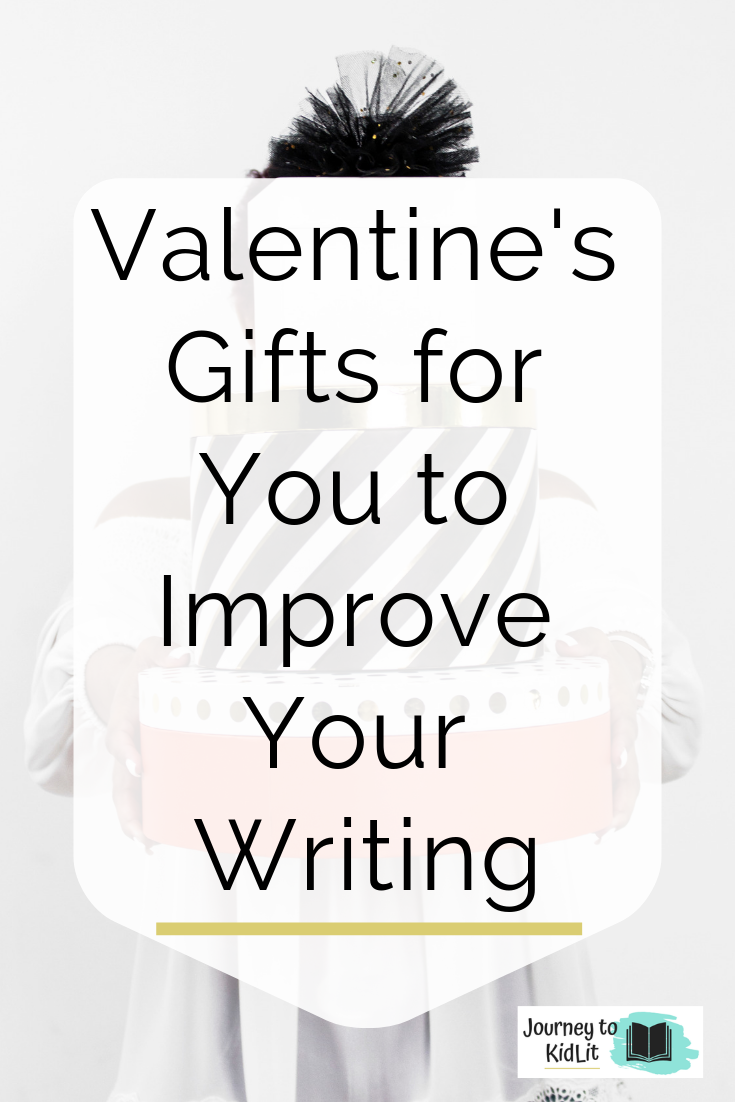 Valentine's Gifts for You to Improve Your Writing | Valentine's Gifts for Writers