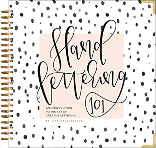 Mother's Day Gifts for Writers   Hand Lettering How to Kit