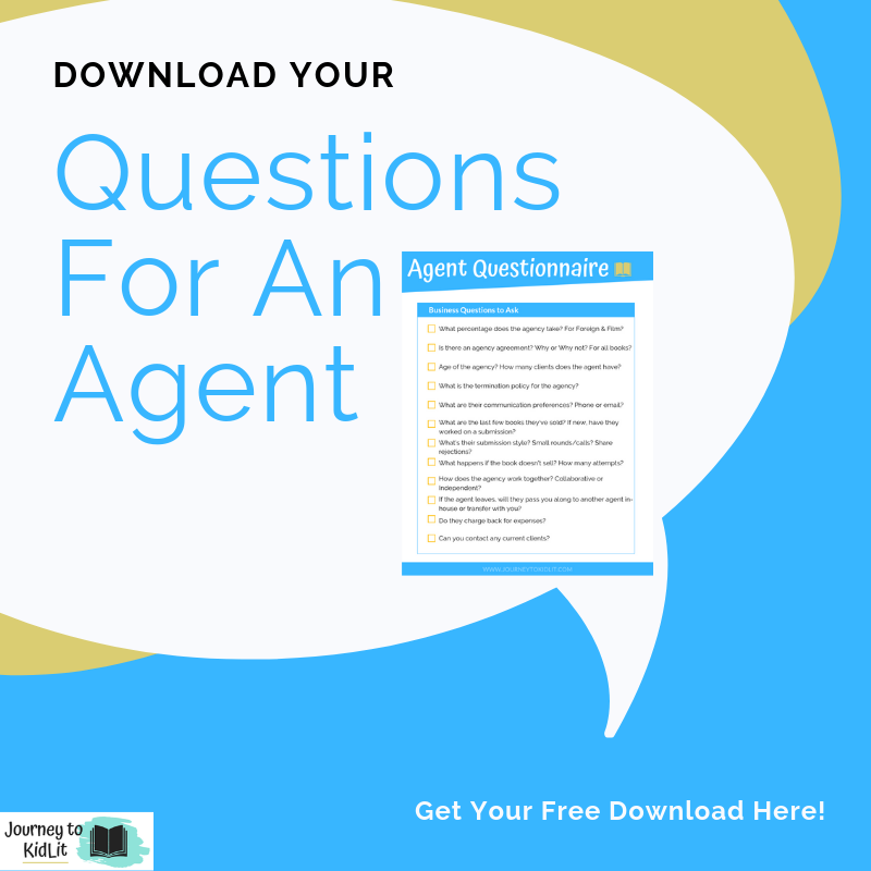 Questions to Ask an Agent Print out | Free printable agent questionnaire