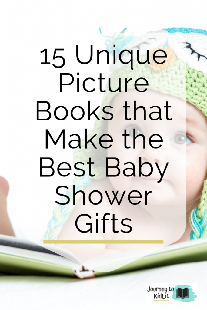 Best Baby Shower Gifts Book Ideas | Unique Picture Books to Give as Gifts