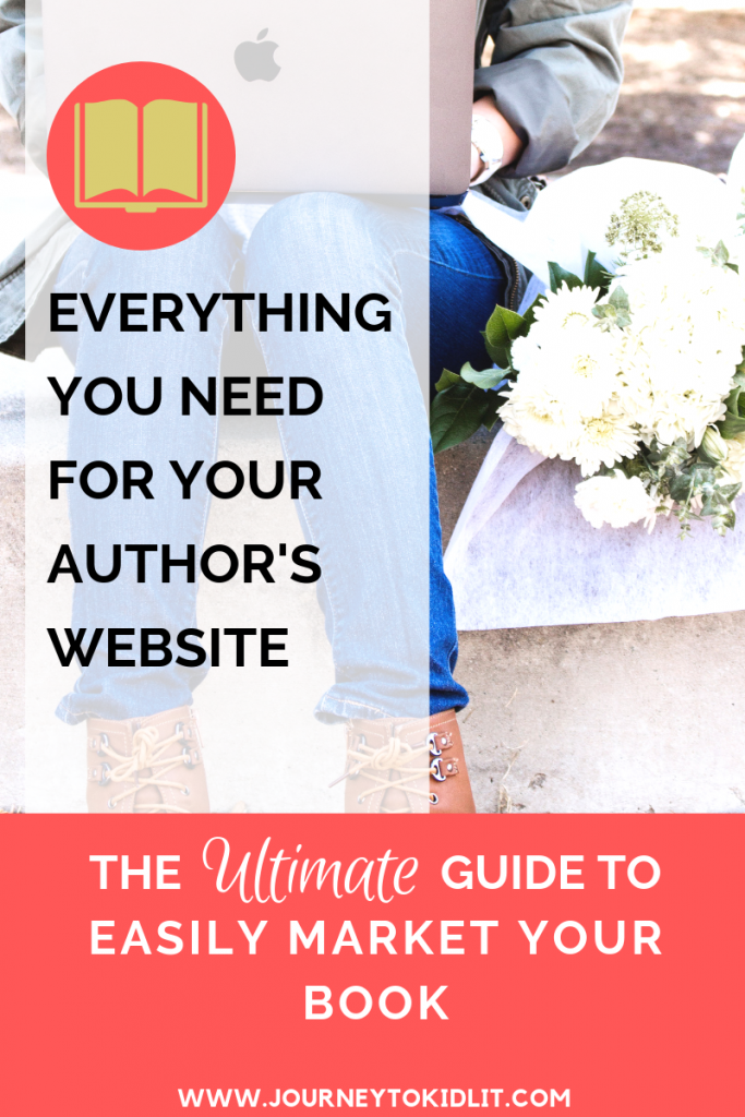 How to Easily Market Your Book | Tips to Create an Author Website