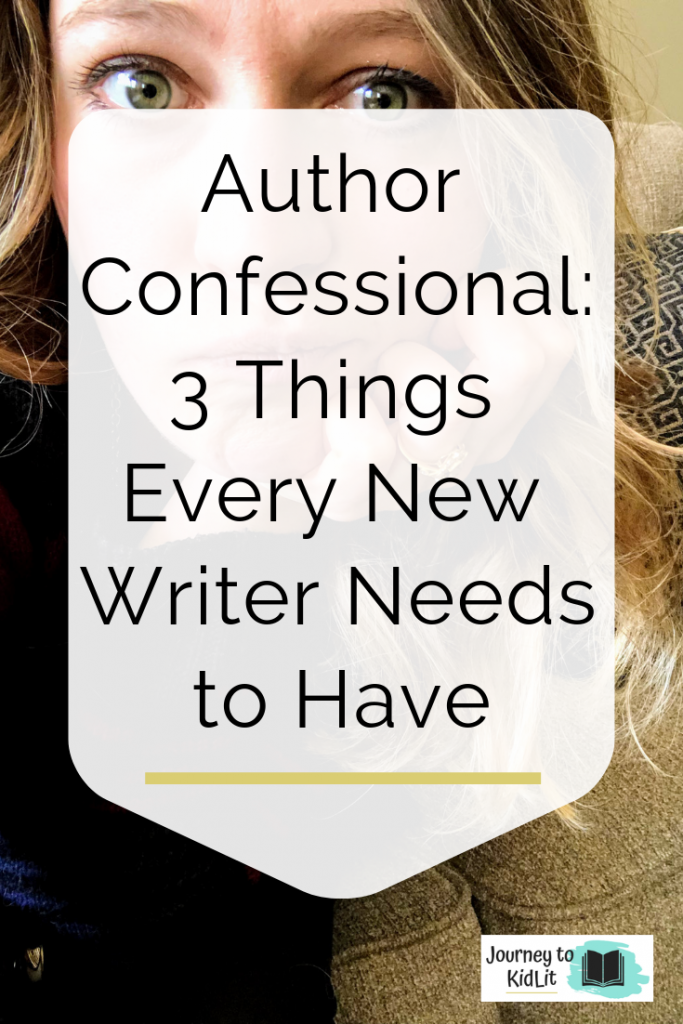 3 Things Every New Writer Needs | Writing Tips for Authors