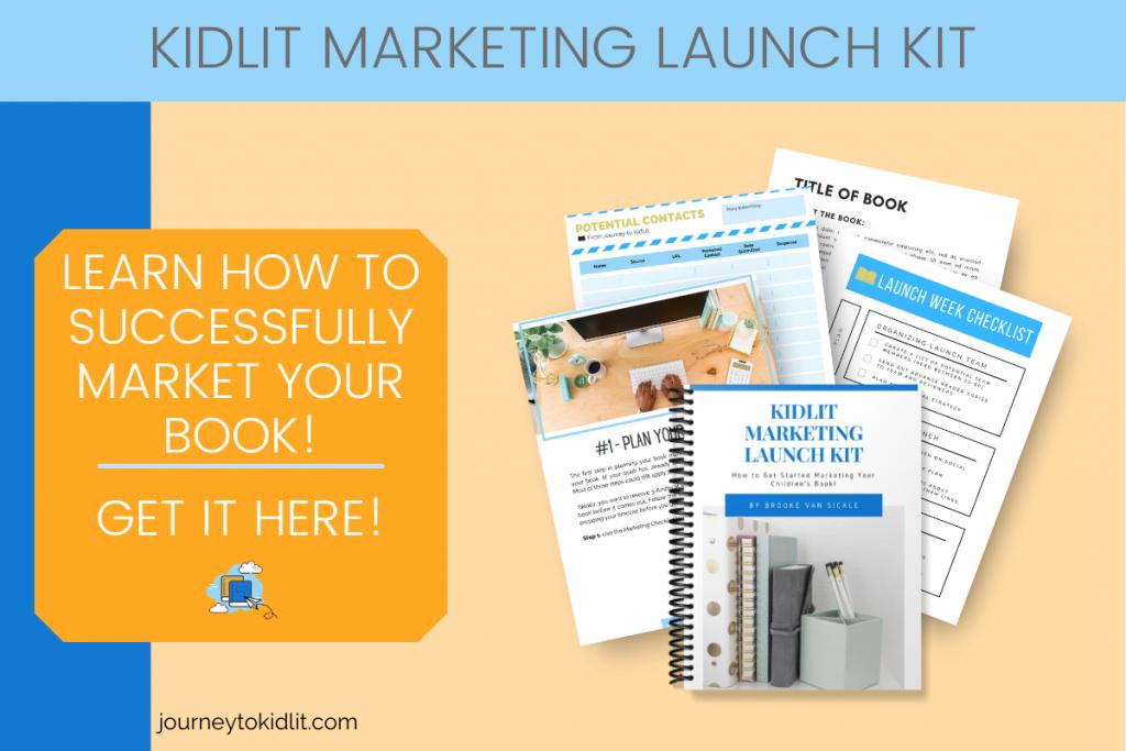 Kidlit Marketing Launch Kit