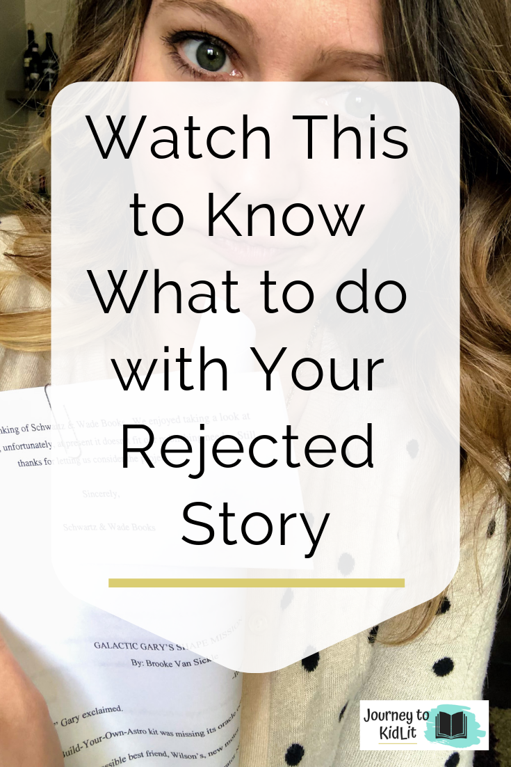 Confused about Your Rejected Story? Watch this to learn more about your rejection
