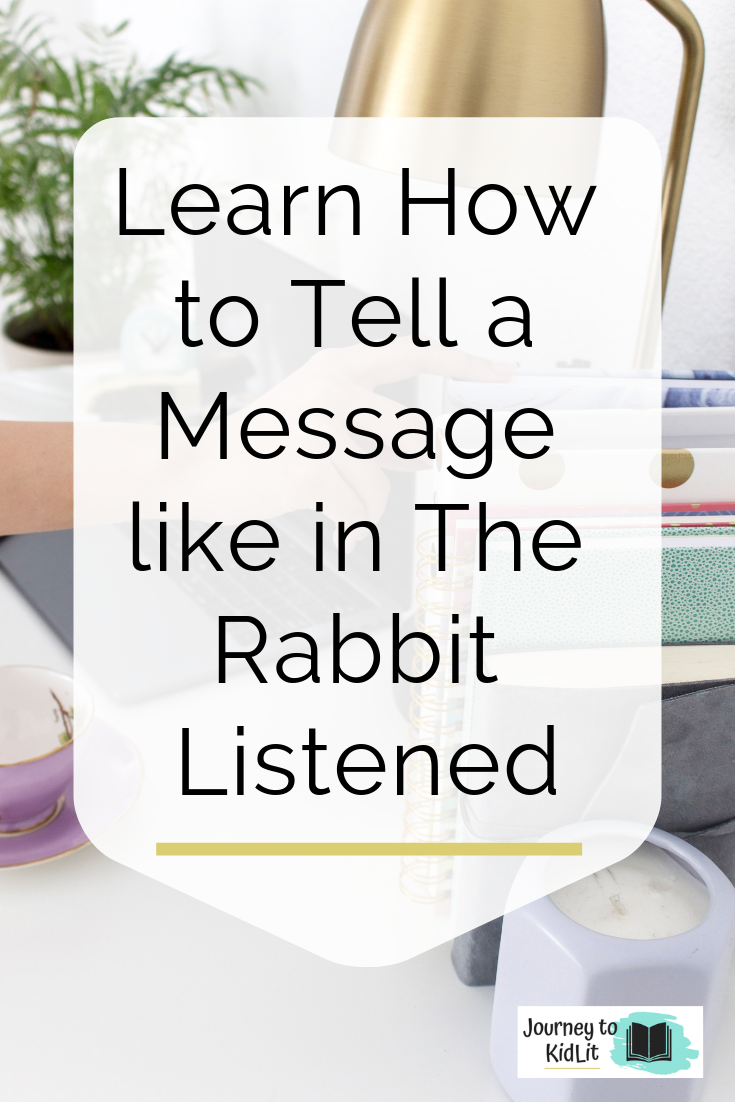 How to tell a Message in Your picture Book | Picture Book Writing