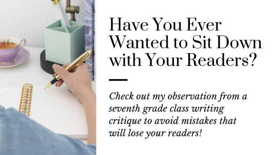 Writing Mistakes that will Lose You readers | Writing Mistakes to Avoid for MG and YA