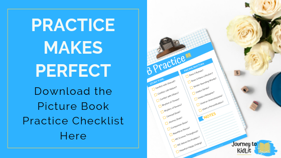How to write a picture book | picture book writing practice