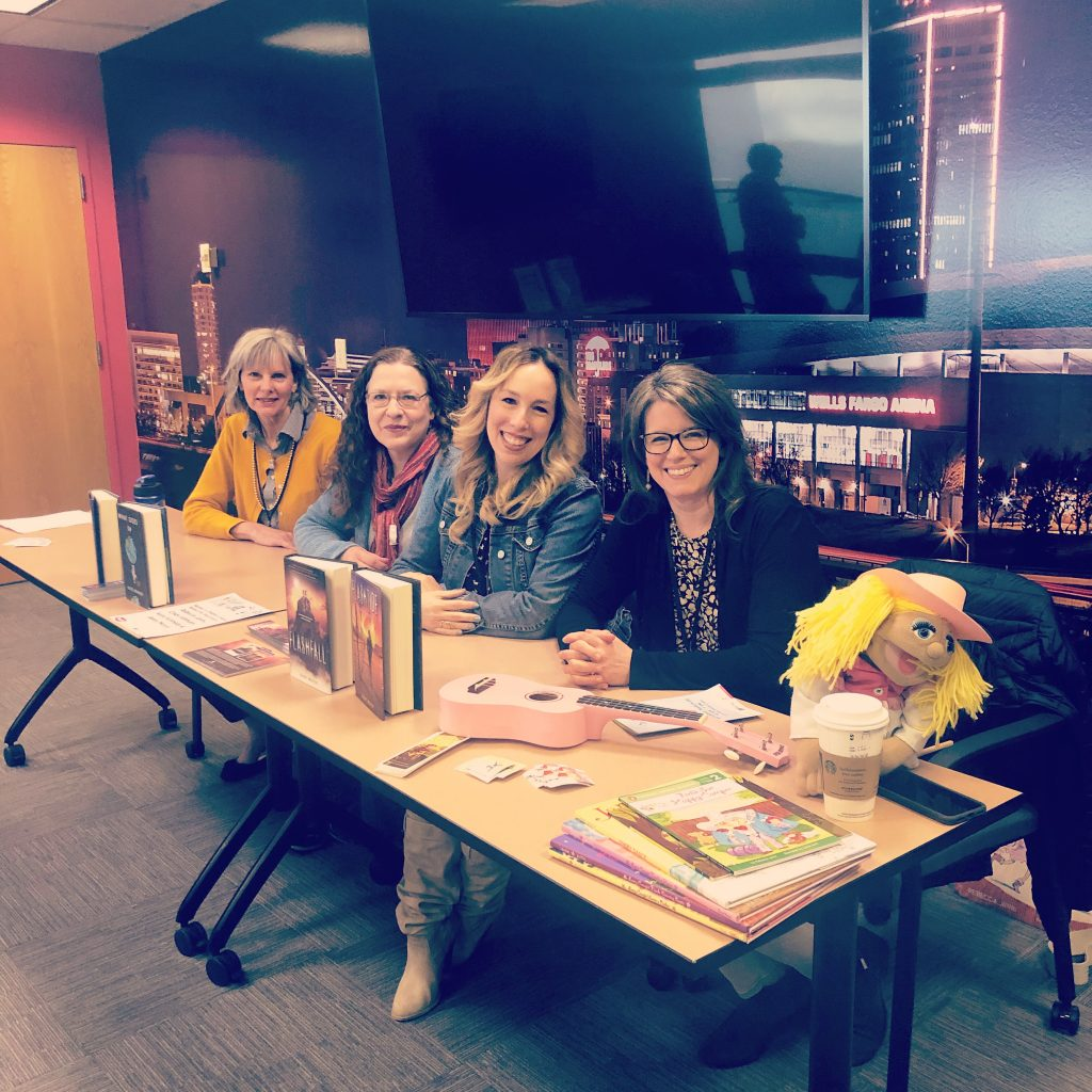 Publishing Tips from Authors | Children's Book Writers Panel