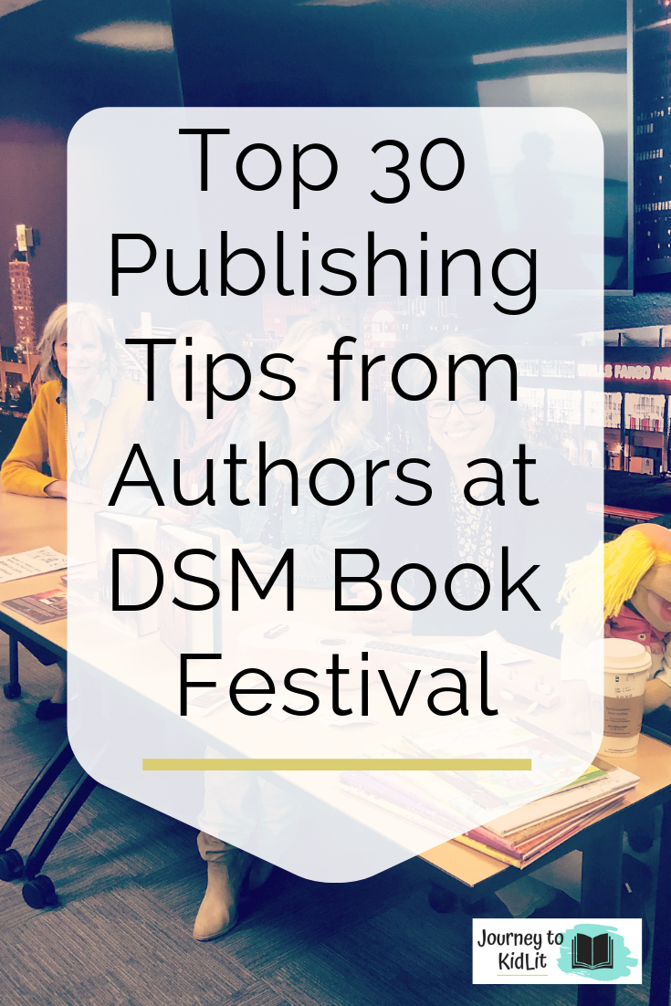 Publishing Tips from Authors | Tips for Writers from Published Authors