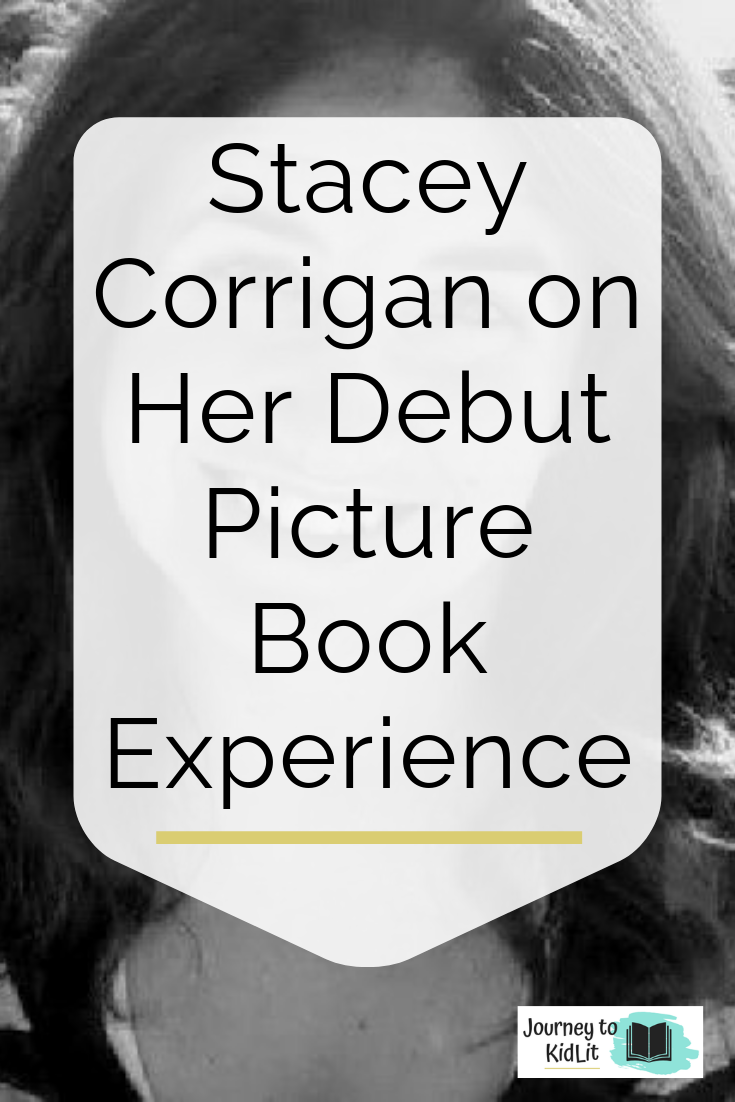 Stacey Corrigan picture book writer | interview on becoming a children's book writer