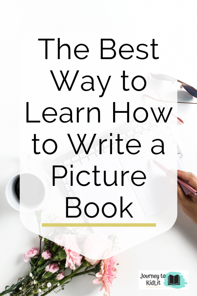 Learn how to write a picture book | tips to write a picture book