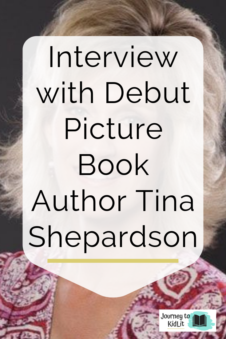Debut Picture Book writer Tina Shepardson author interview