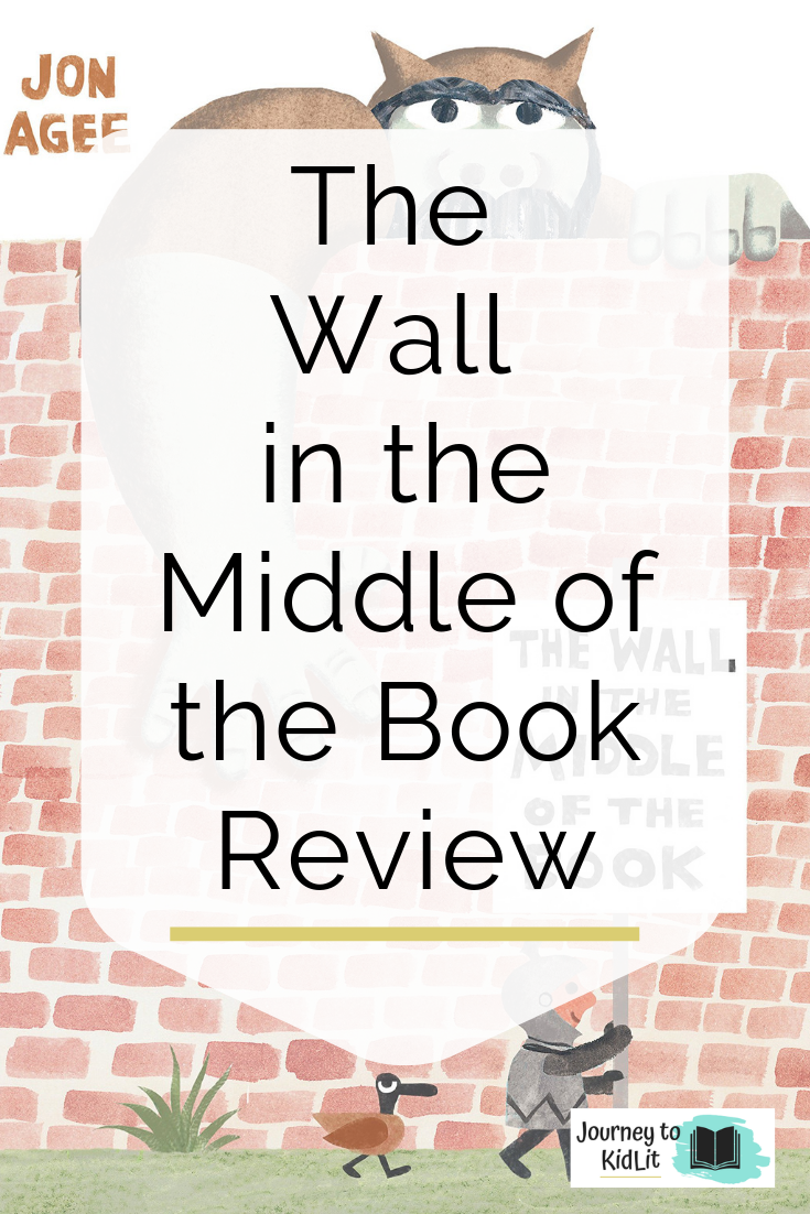 The Wall in the Middle of the Book Review   Top Selling Picture Book 2018