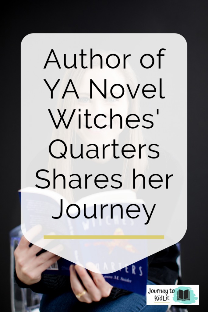 Witches Quarters Author Interview