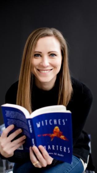 Write YA Novel Witches Quarters