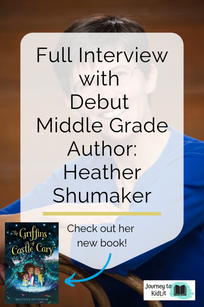 Heather Shumaker Full Interview the Griffins of Castle Cary
