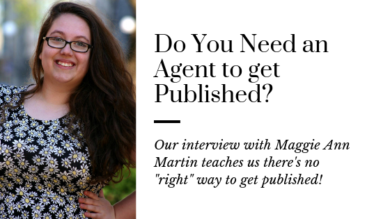 You Might Not Need an Agent to Get Published