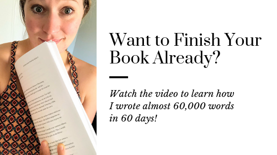 3 Ways to Finish Your Book on Time