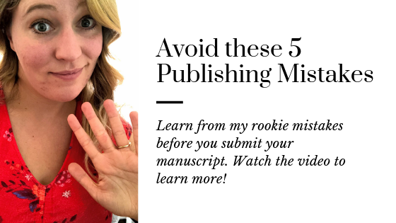 Don't Make These Mistakes when You Submit Your Story