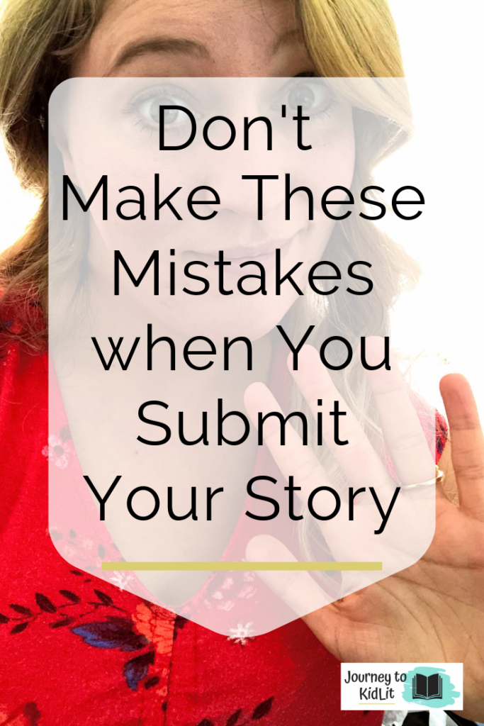 Avoid these 5 mistakes when you submit your story | Publishing Tips