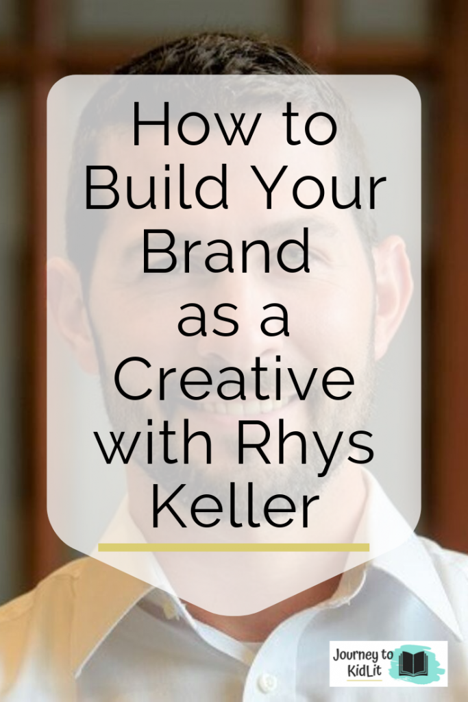 Build Your Brand with Rhys Keller author Interview