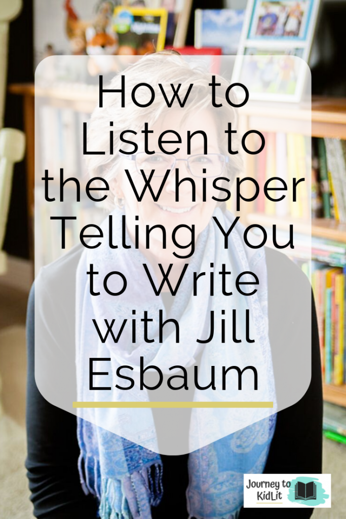 Picture Book Author Jill Esbaum Interview | How to Write Picture Books