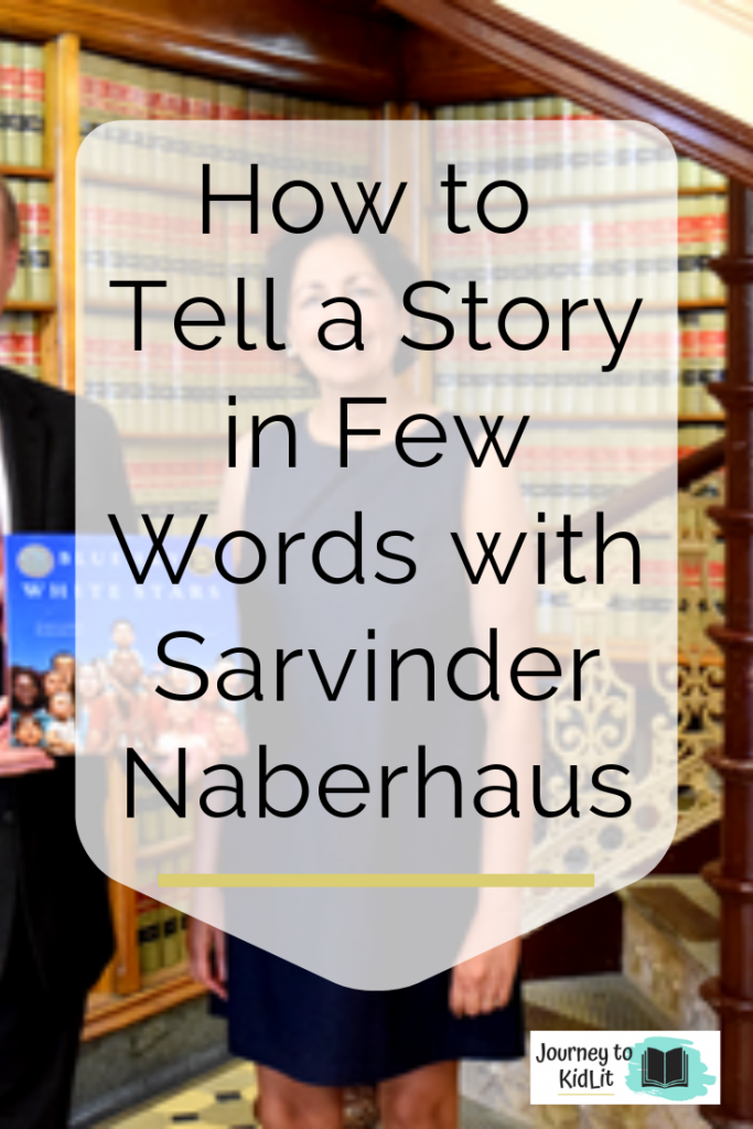 Full Interview with Sarvinder Naberhaus | Picture Book Writer Tips